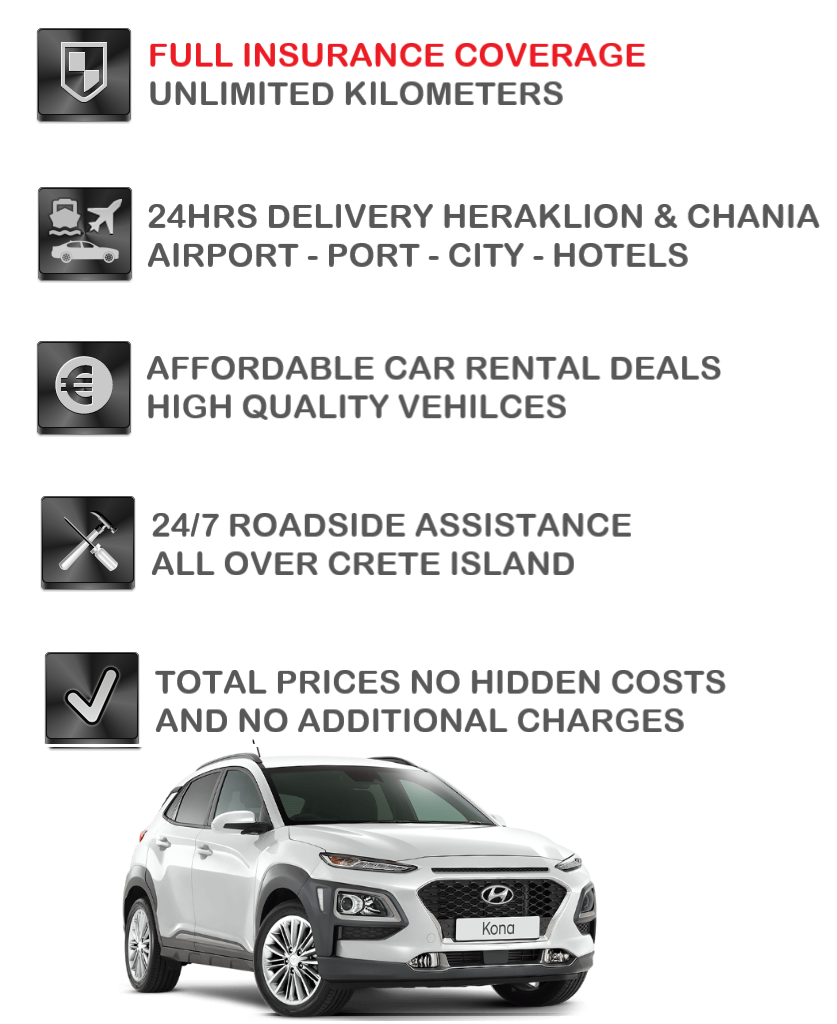 rent a car what we offer